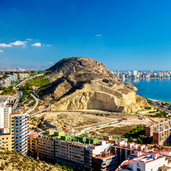 Cheap Flights  to Alicante