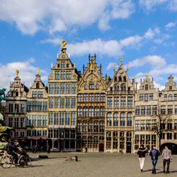Cheap Flights  to Antwerp