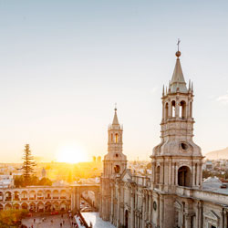 Cheap Flights  to Arequipa