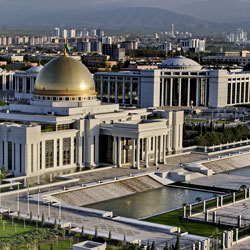 Cheap Flights  to Ashgabat