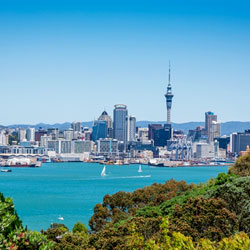 Cheap Flights  to Auckland
