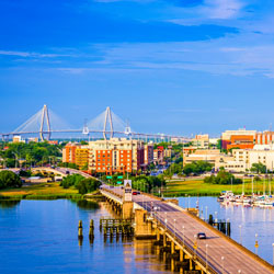 Cheap Flights from Shannon to Charleston