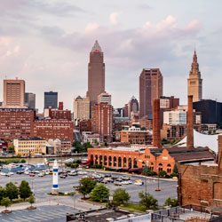 Cheap Flights from Shannon to Cleveland