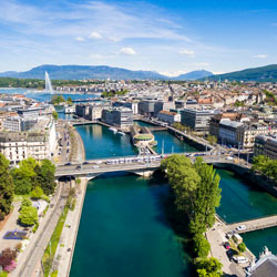 Cheap Flights from Dublin to Geneva
