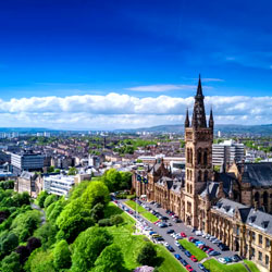 Cheap Flights from Cork to Glasgow