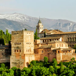 Cheap Flights  to Granada
