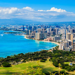Cheap Flights from Shannon to Honolulu
