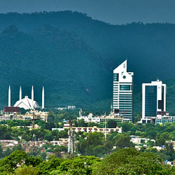 Cheap Flights  to Islamabad