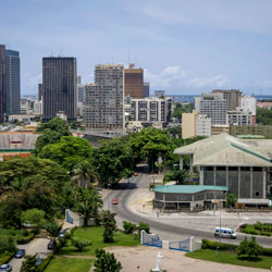 Flights to Abidjan