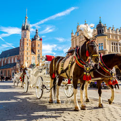 Cheap Flights from Cork to Krakow