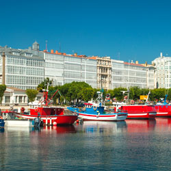 Cheap Flights  to La coruna