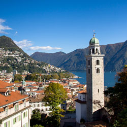 Cheap Flights from Dublin to Lugano