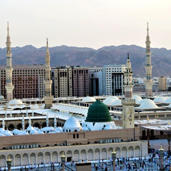 Cheap Flights  to Madinah