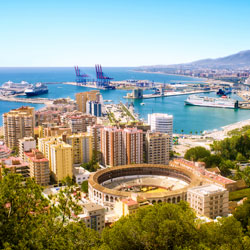 Cheap Flights  to Malaga