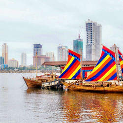 Cheap Flights from Cork to Manila