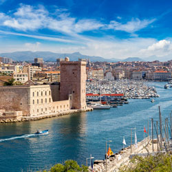 Cheap Flights  to Marseille