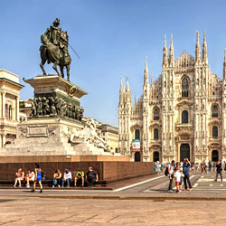 Cheap Flights from Cork to Milan