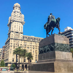 Cheap Flights  to Montevideo