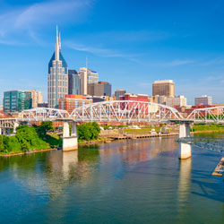 Cheap Flights from Shannon to Nashville