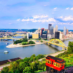 Cheap Flights from Shannon to Pittsburgh