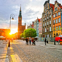 Flights to Wroclaw