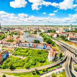 Cheap Flights from Cork to Szczecin