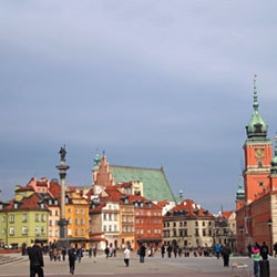 Cheap Flights from Cork to Warsaw