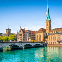 Cheap Flights from Dublin to Zurich