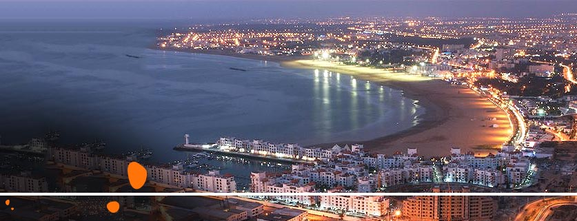 flights to Agadir