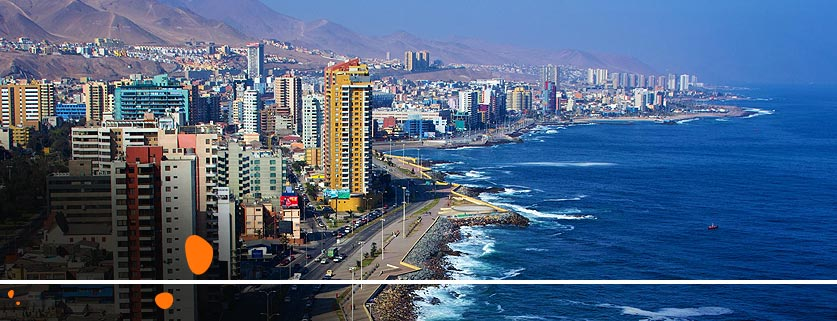 flights to Antofagasta From Cork