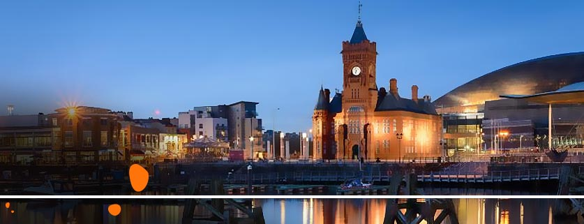 flights to Cardiff From Cork