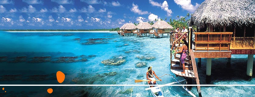 flights to French Polynesia