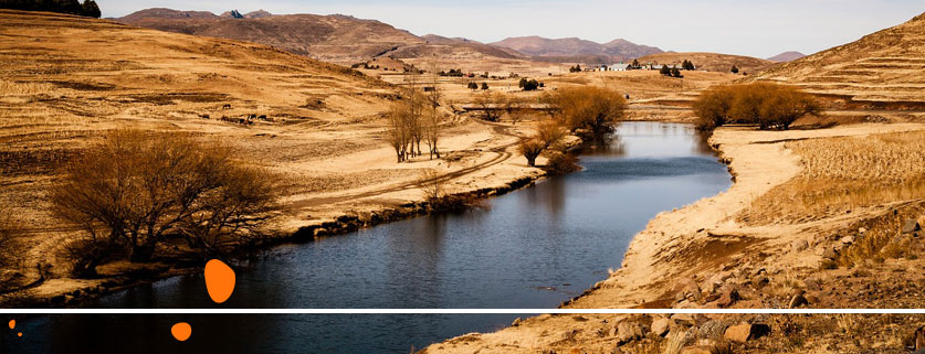 flights to Lesotho