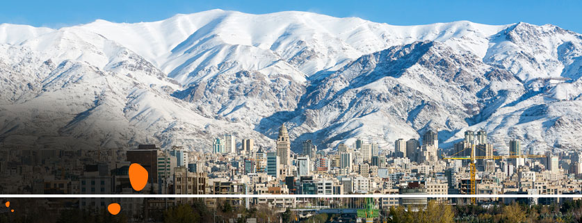 flights to Tehran From Knock