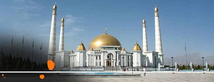 flights to Turkmenistan